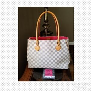 Authentic Louis Vuitton Damier Azur Calvi